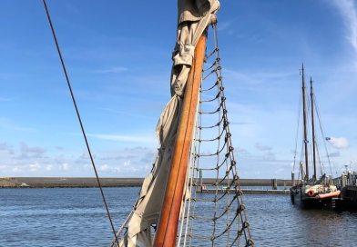 Plattbodenschiff: Segeln auf IJsselmeer und Nordsee