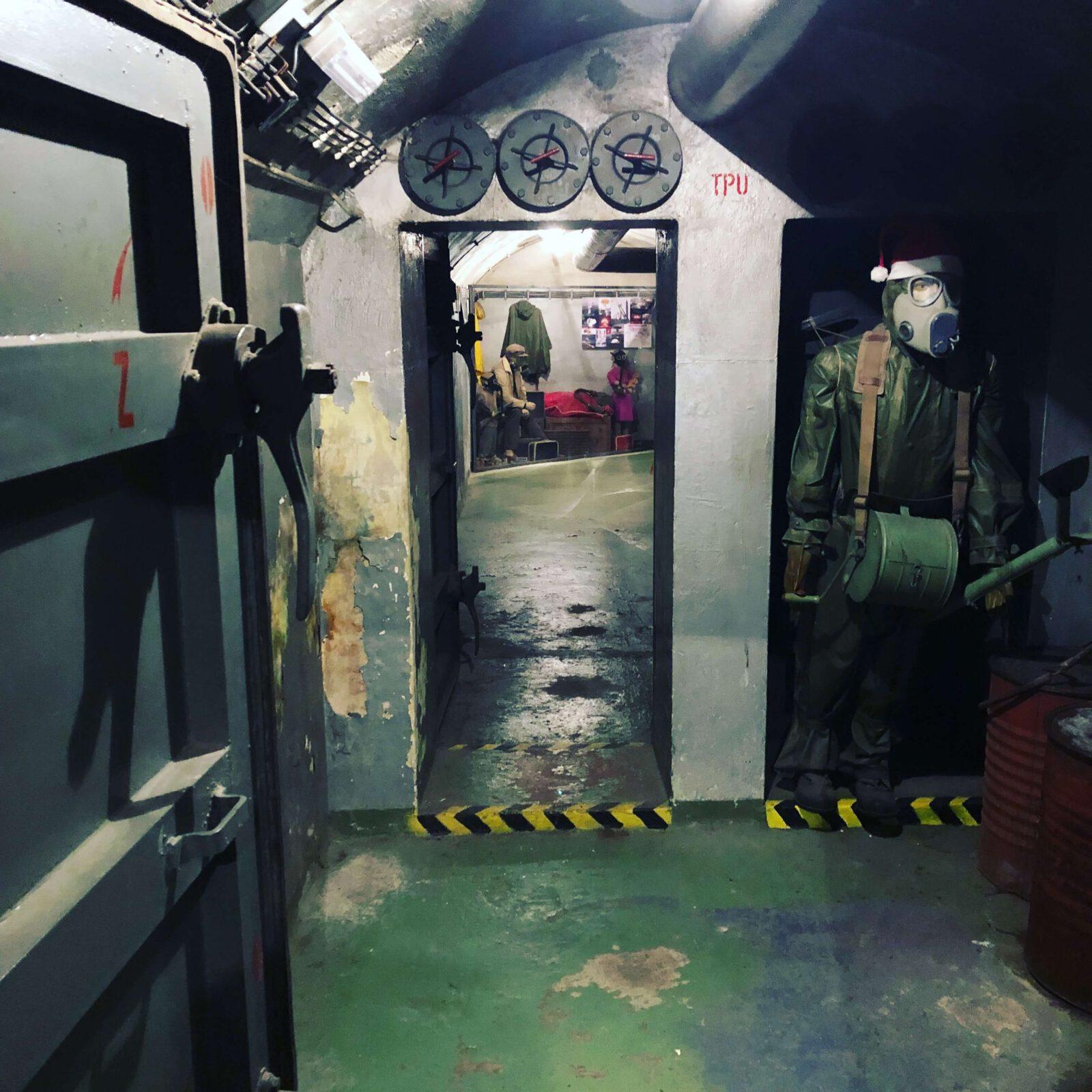 Prag: In den Kellern und Bunkern der Goldenen Stadt