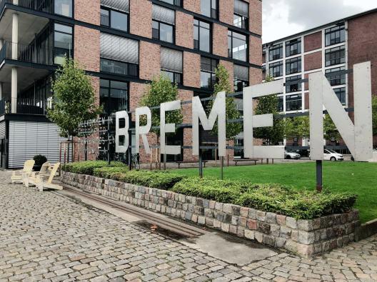 Bremen: Überseestadt