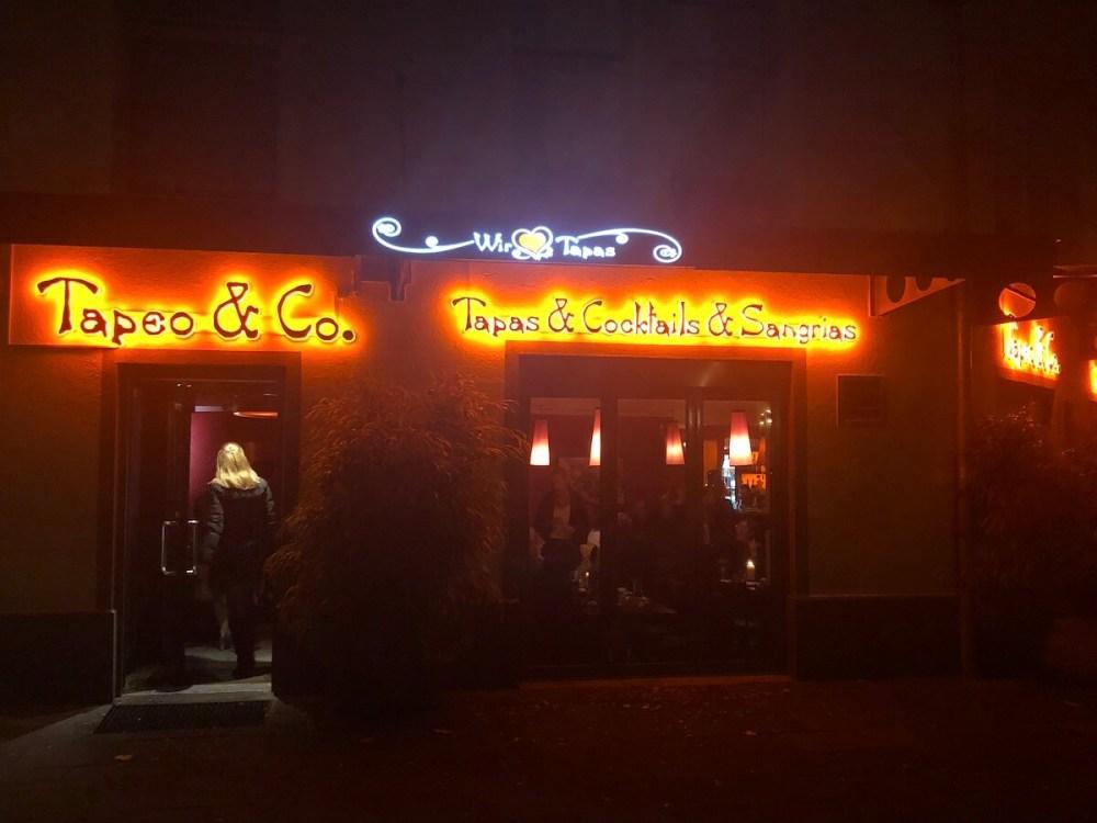 Tapeo & Co in der Lindenstraße in Köln