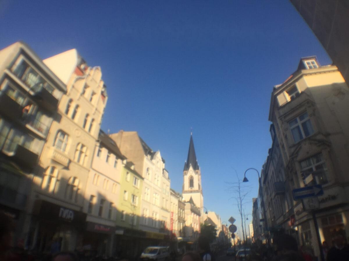 Spaziergang durch Köln-Ehrenfeld