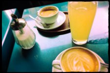 Kaffee im Jaely's