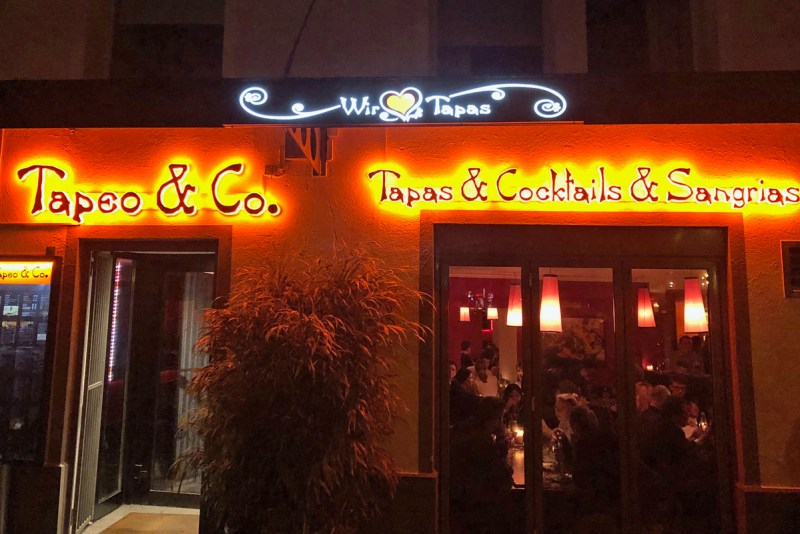 Tapeo & Co (Foto: Timo Stoppacher)