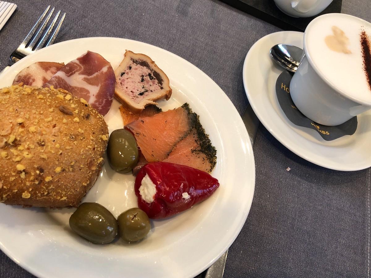 Köln: Frühstücksbuffets in Hotels