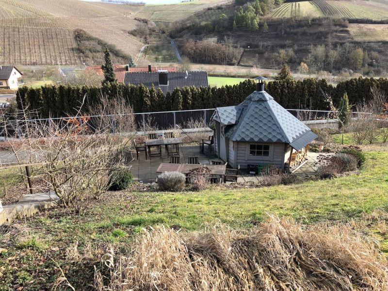 Grillhütte des Becksteiner Rebenhofs