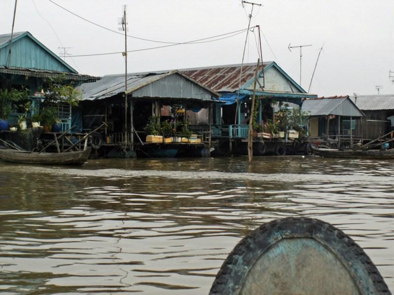 Mit dem Boot durch Vietnam