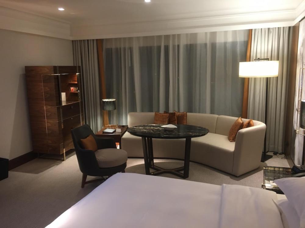 Zimmer im Grand Hyatt Hotel in Dubai