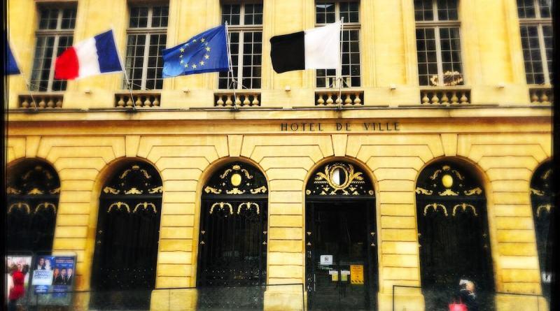 Rathaus in Metz