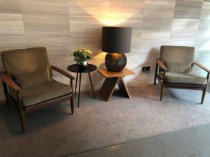 Lobby im Hotello