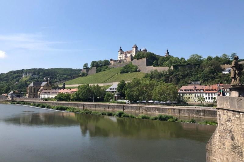 Städtetrip nach Würzburg