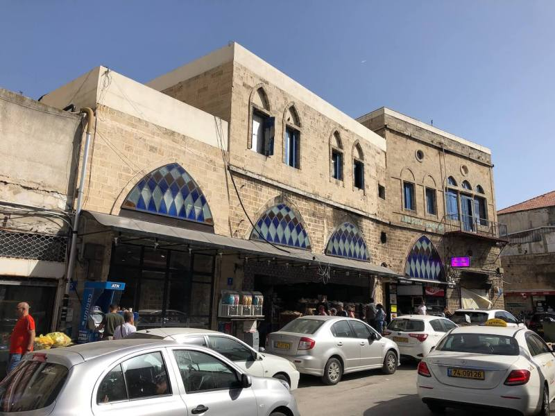 Altstadt in Tel Aviv
