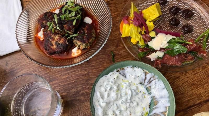 In Israel gibt es beim Essen die verschiedensten Einflüsse