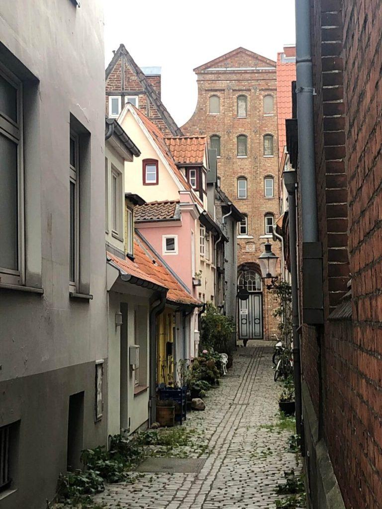 Ein Nachmittag in Lübeck: Marzipan und die Buddenbrooks