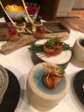 Essen als Kunst im Nagaya