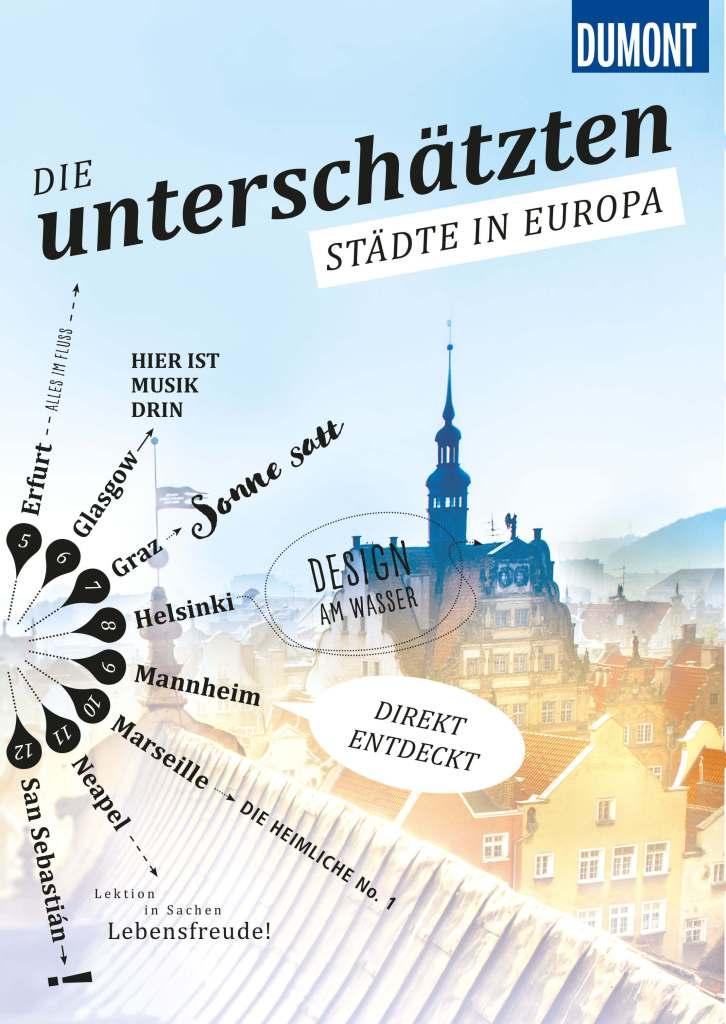 Gelesen: Die unterschätzen Städte in Europa
