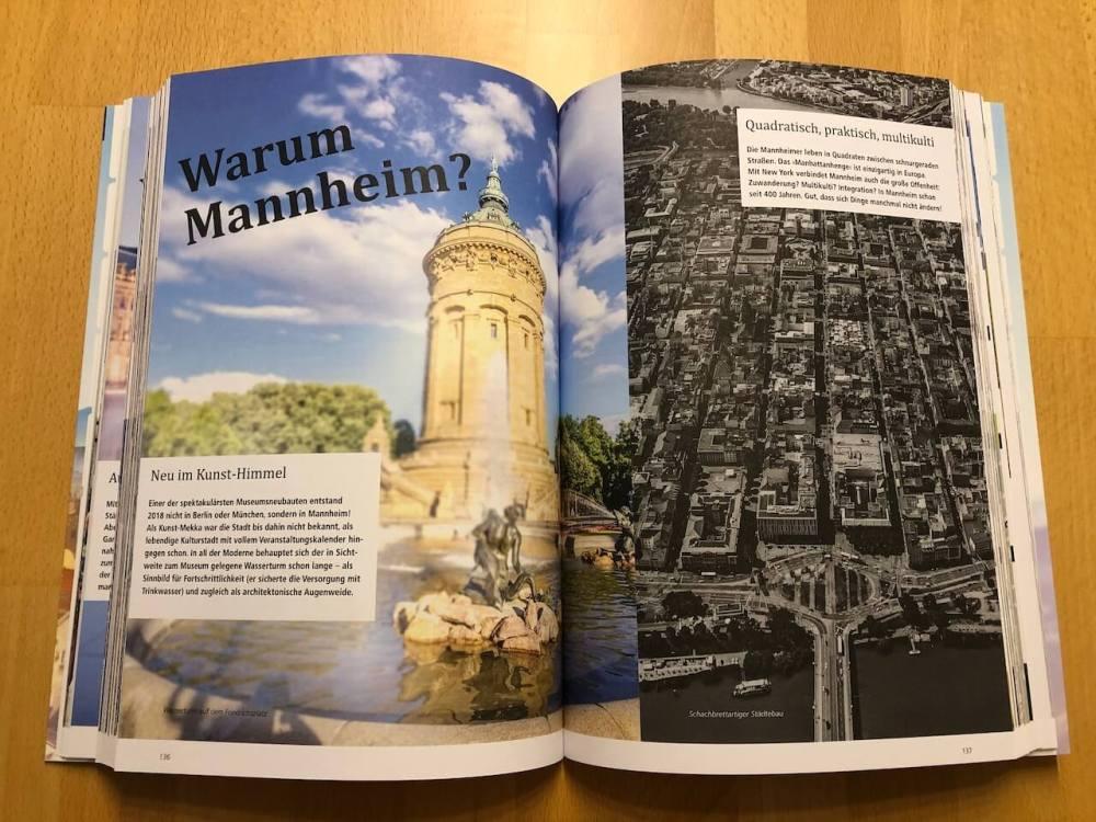Mannheim ist auch für einen Städtetrip geeignet.