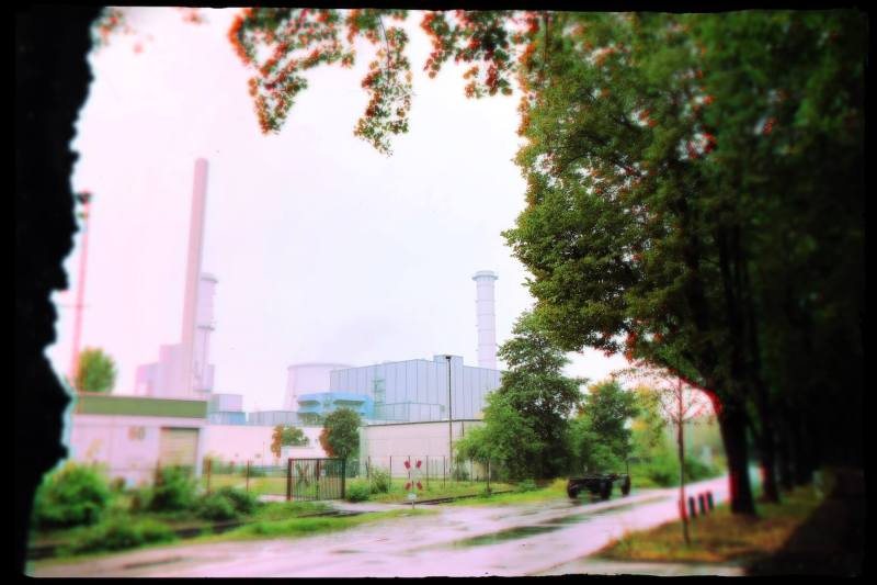 Köln: Im Heizkraftwerk in Niehl