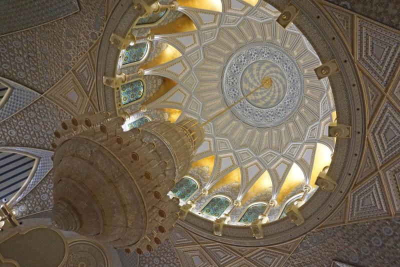 Kreuzfahrt: Landausflug in Abu Dhabi
