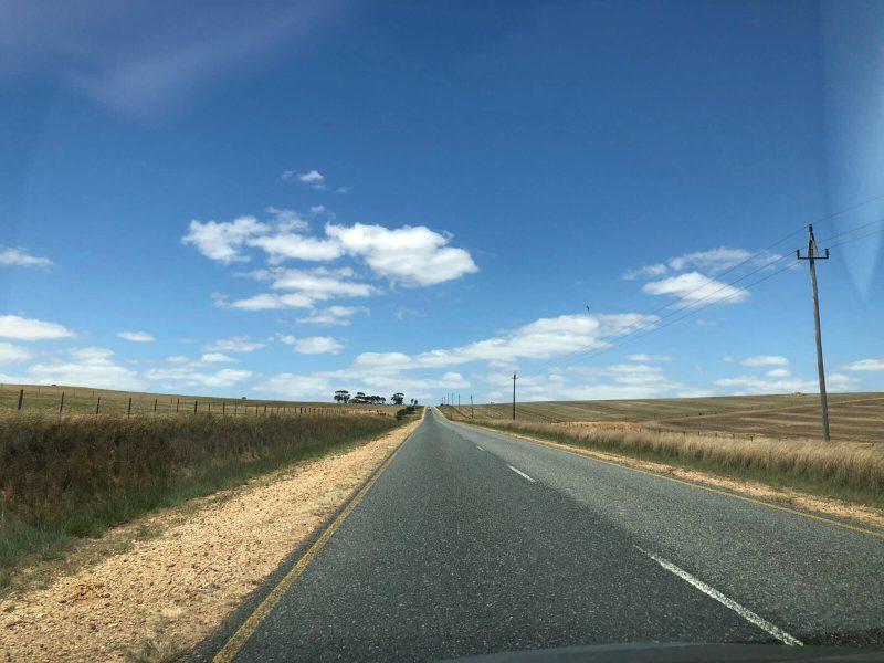 Ganz schön lange Straßen