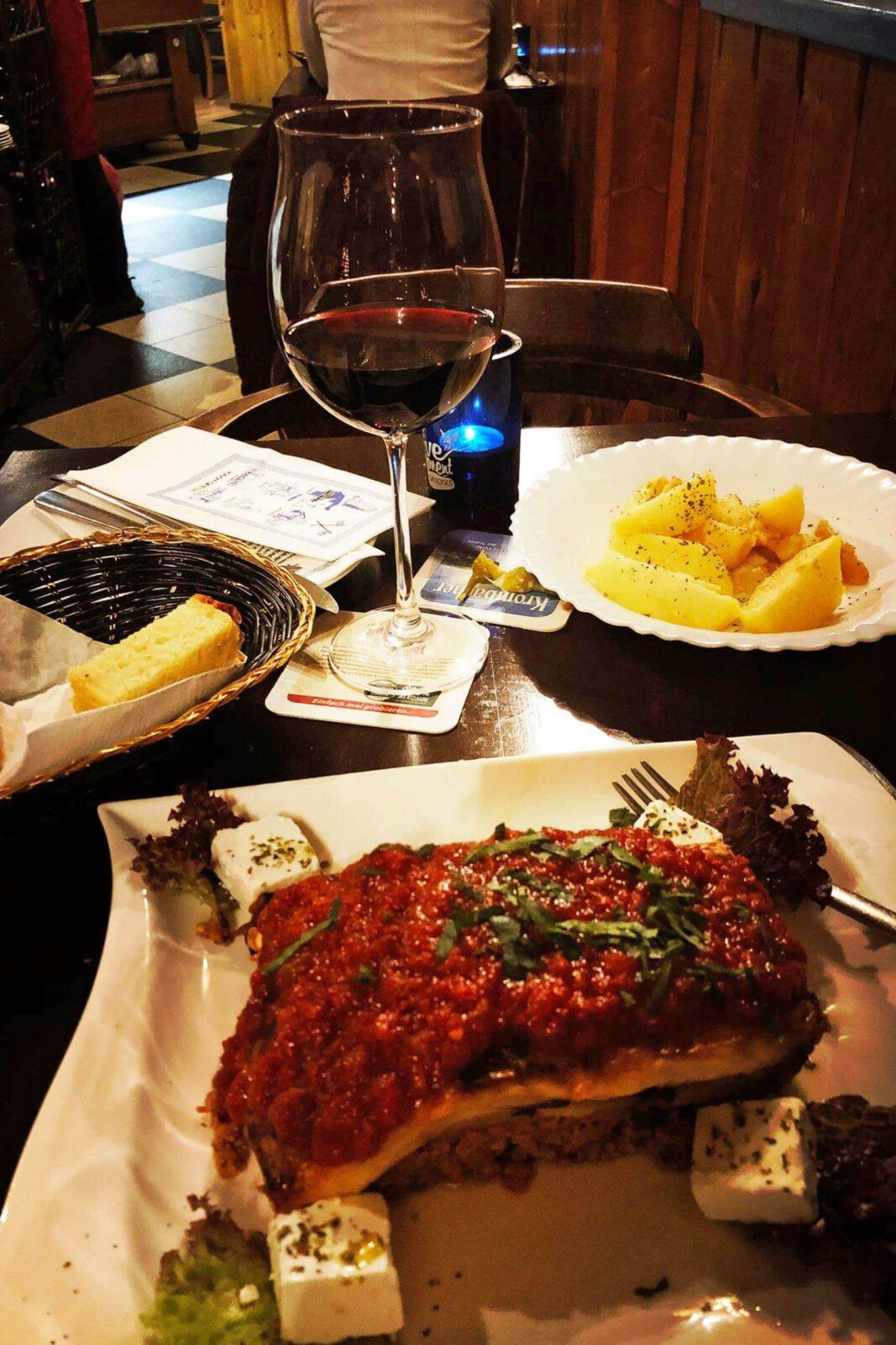 Münster: Zwei griechische Restaurants im Vergleich