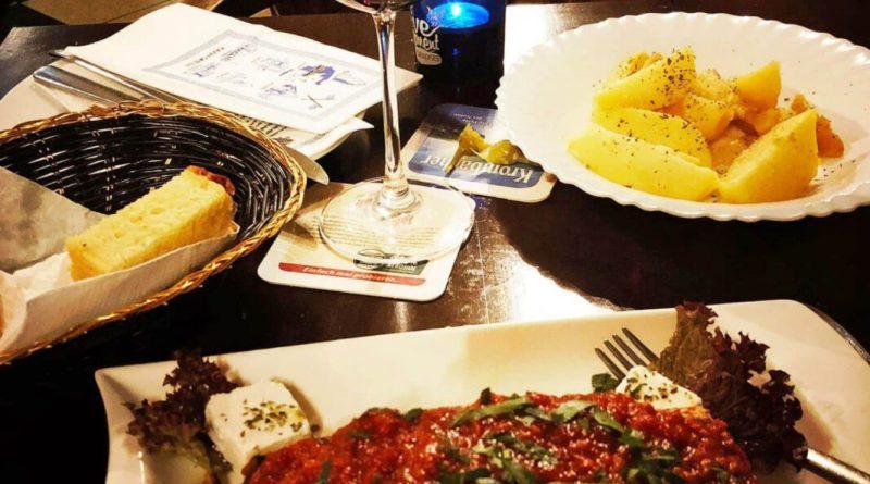 Griechische Restaurants: Moussaka und Co