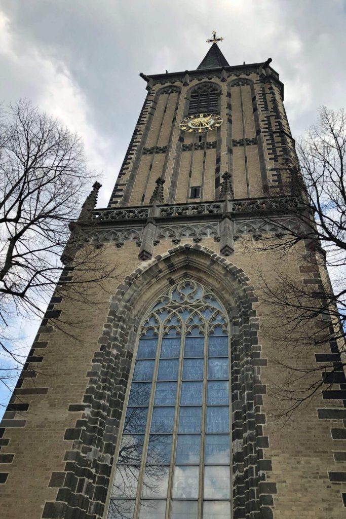Erste Kirche auf der Via Sacra in Köln: Sankt Severin