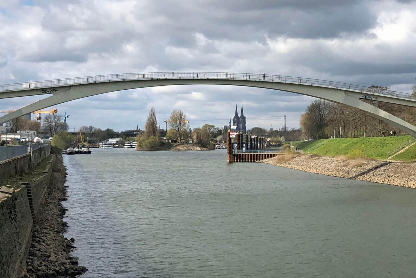 Köln: Vom Wiener Platz bis zur Eigelstein-Torburg