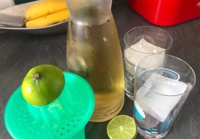 Ice Tea für heiße Tage als Cold Brew