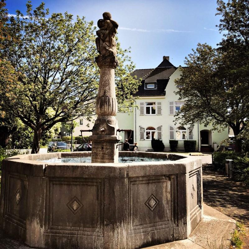 Leverkusen: Spaziergang durchs historische Viertel und den Neuland-Park