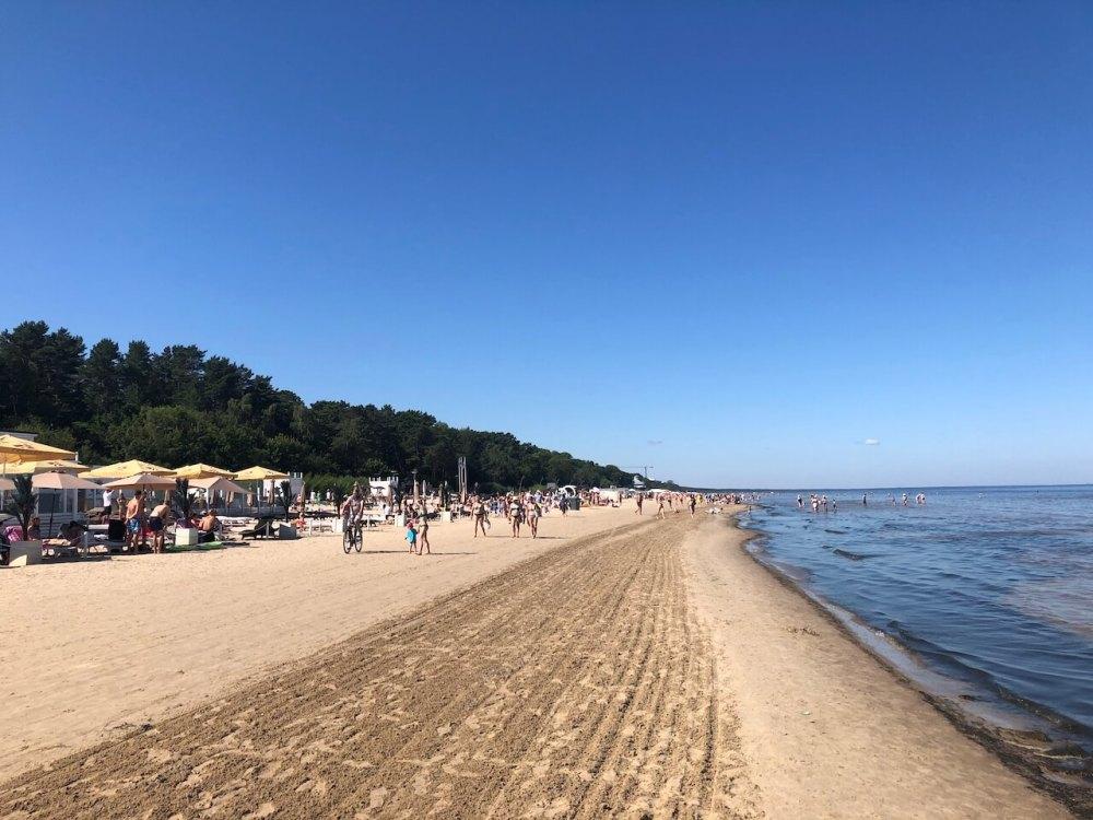 Jurmala – Lettlands beliebte Ostsee-Strände