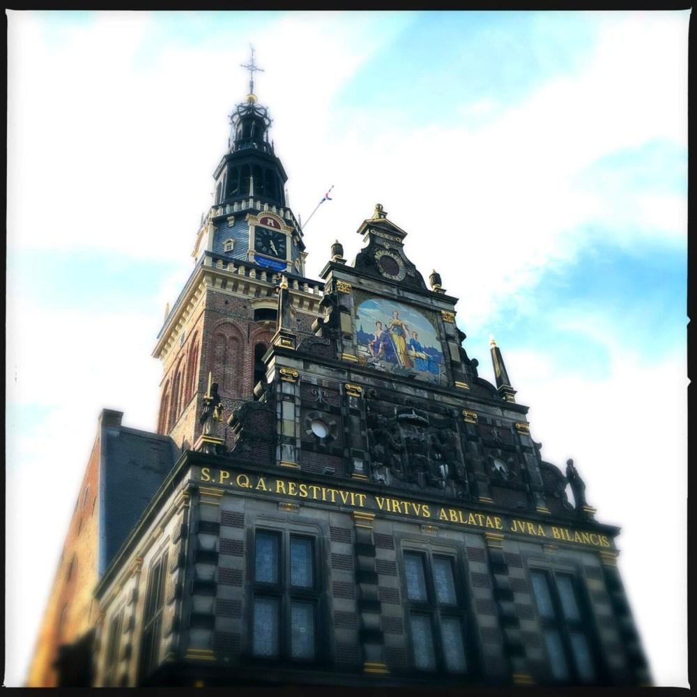 Alkmaar: Im Zentrum