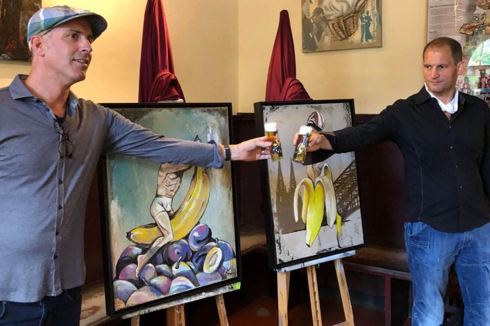 Kunst trifft Kölsch – zusammen für den Petersberger Hof