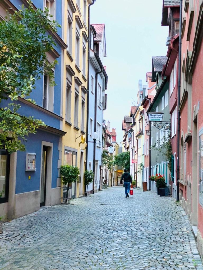 Bodensee: Von Meersburg über Friedrichshafen nach Lindau