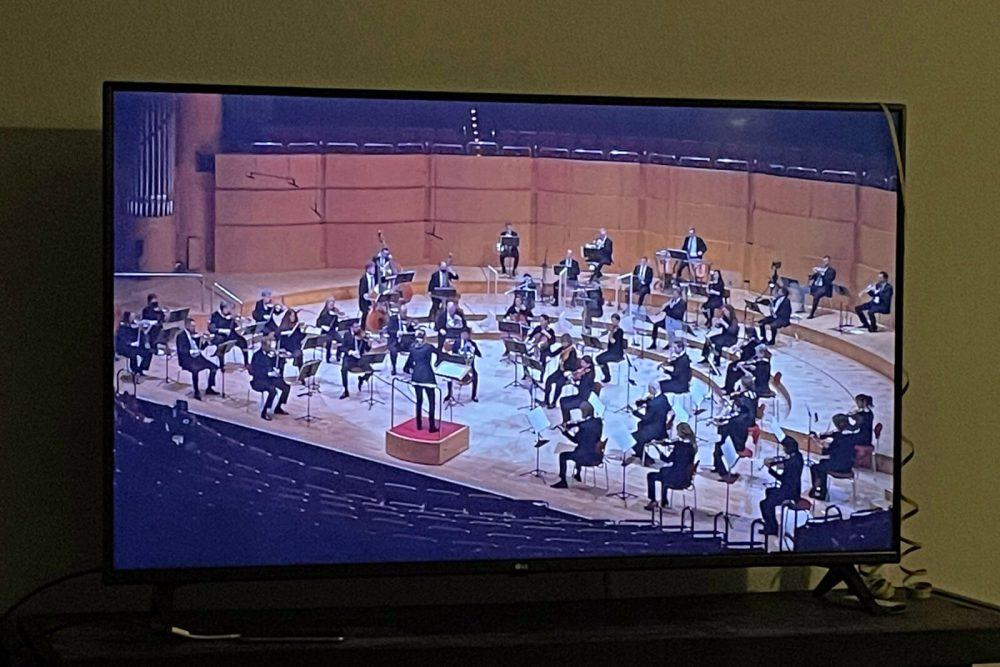 Das Gürzenich Orchester in meinem Wohnzimmer