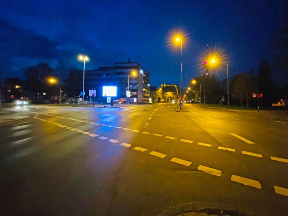 Ausgangssperre in Köln: Eine Stadt im Ruhemodus