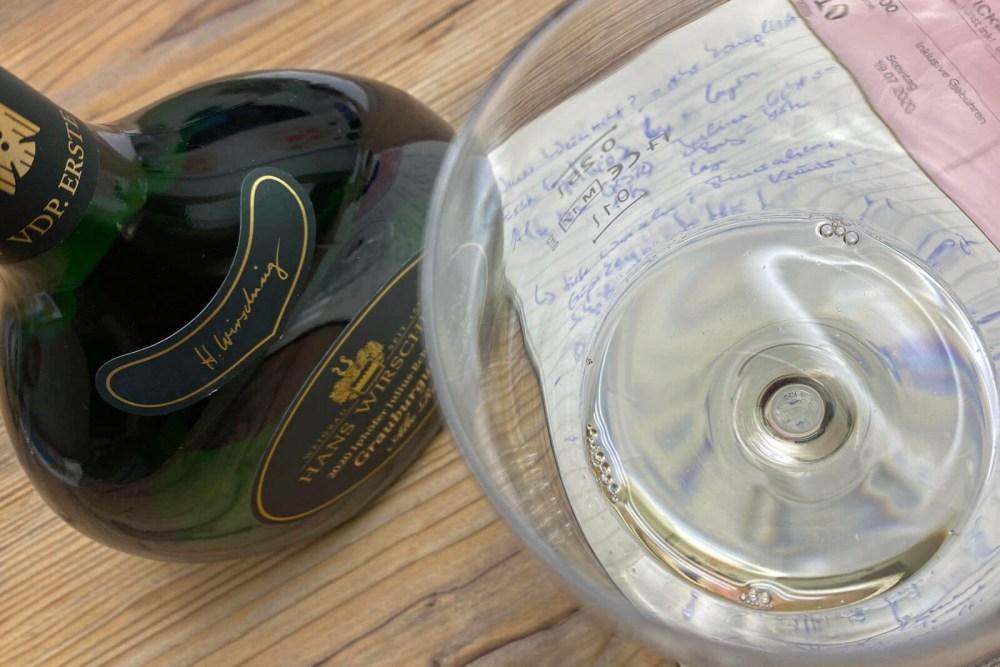 Weingut Wirsching: Fränkischer Weißwein aus Iphofen