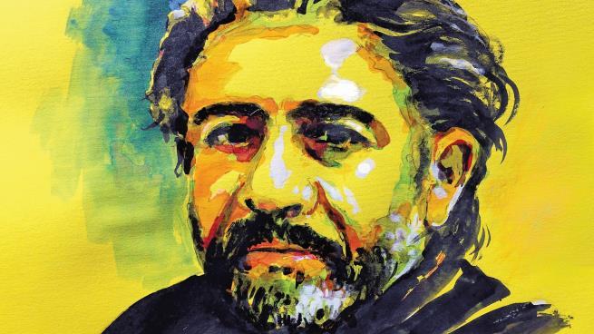 الشاعر يترجل: رحيل أمجد ناصر