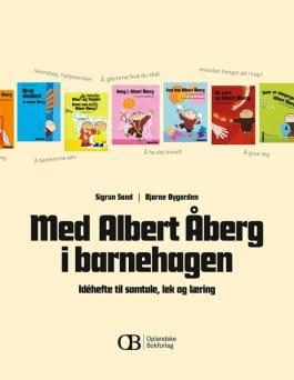 Med Albert Åberg i barnehagen