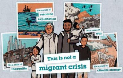 This is not migrant crisis