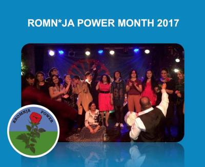 Rom_nja Power Month 2017