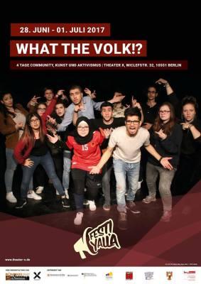 Festiyalla What the Volk!?