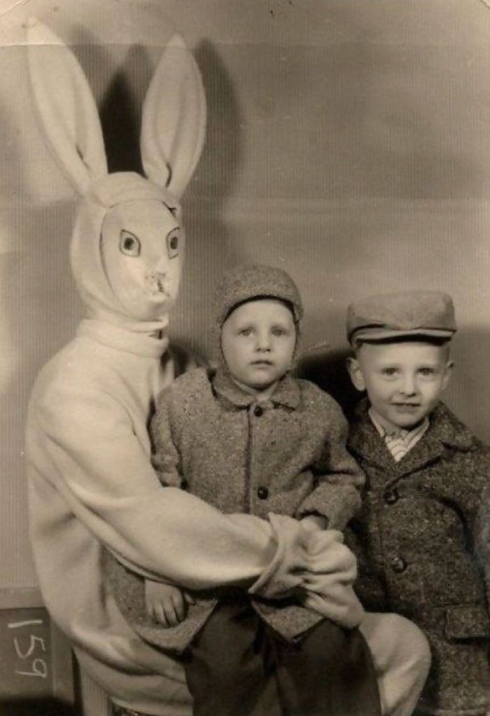 Creepiest Easter Bunny