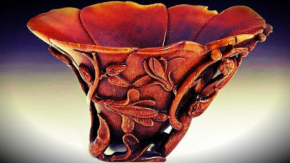 In 2013, an anonymous person shopping at a local thrift store in Sydney came across a strange looking cup, and bought it for $4. He sent a picture to a specialist at auction house Sotheby's, only to learn it was a Chinese relic worth over $75,000.