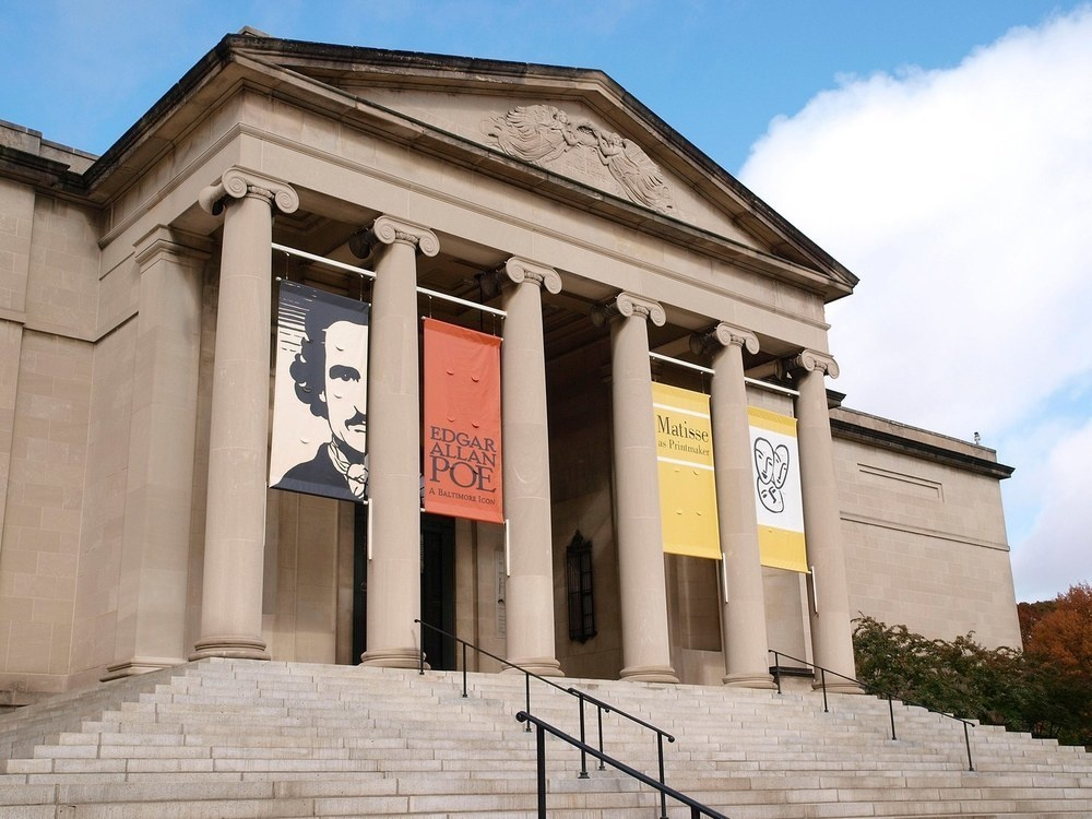 The Baltimore Museum of Art (House of Cards)