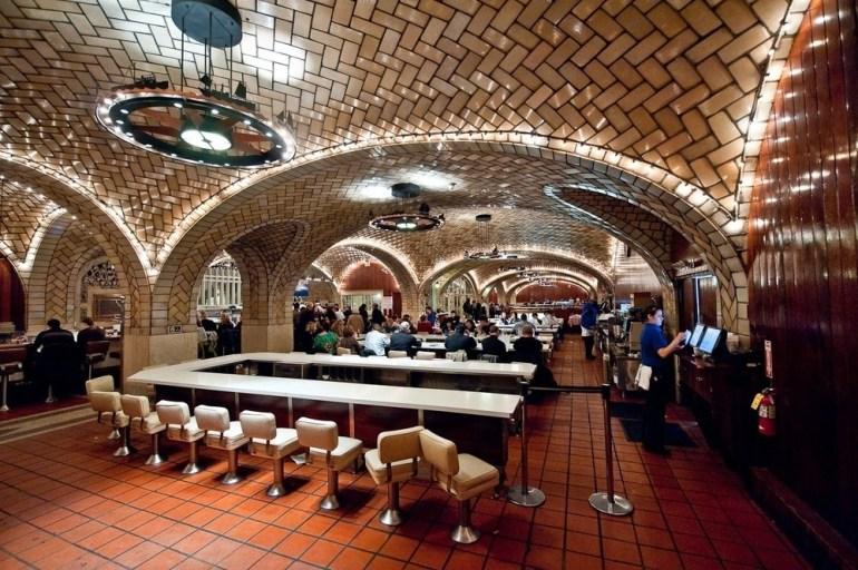 Grand Central Oyster Bar (Mad Men)