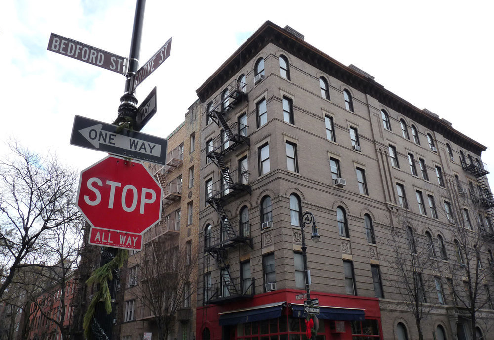 Greenwich Village (Friends)