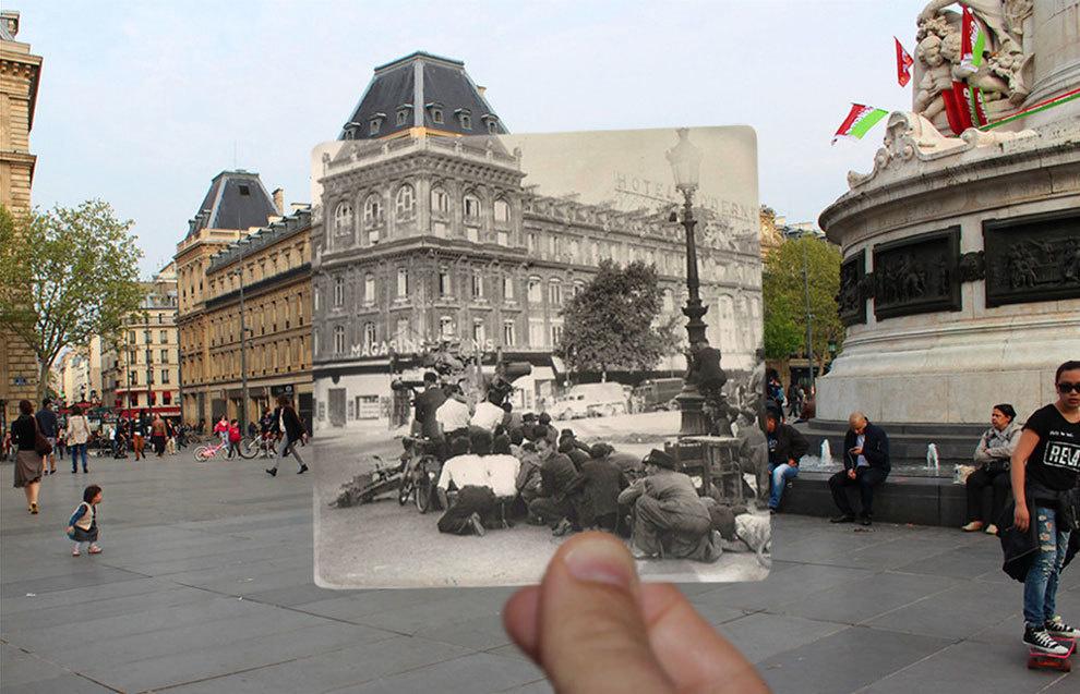 Place de la Republique.
