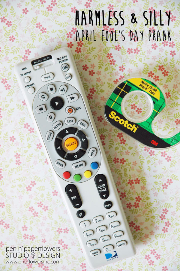 Put tape over the remote sensor.