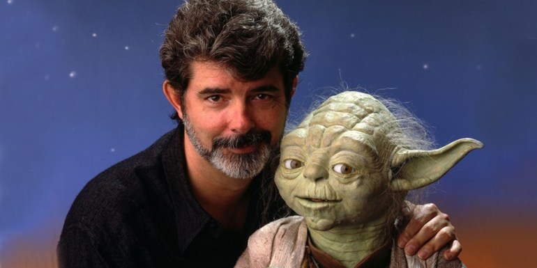 Yoda's original name, as intended by George Lucas, was Buffy.