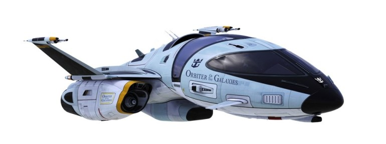 Royal Caribbean's first orbiter spaceship is set to launch in 2030. It will carry all the amenities as the luxury ships, except it will be in space.